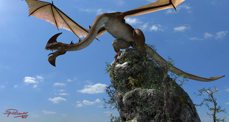 Dragon - Predatron 3D Models