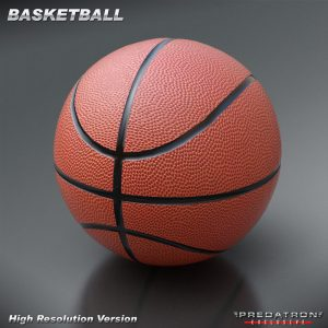 Basketball - Predatron 3D Models and Resources