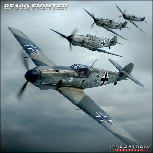 BF109 Fighter