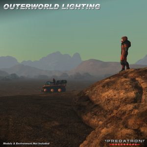 Outerworld Lighting Iray