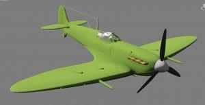 Supermarine Spitfire Mk V