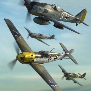 WWII AXIS PLANES HISTORICAL TEXTURES